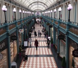 Great Western Arcade Case study