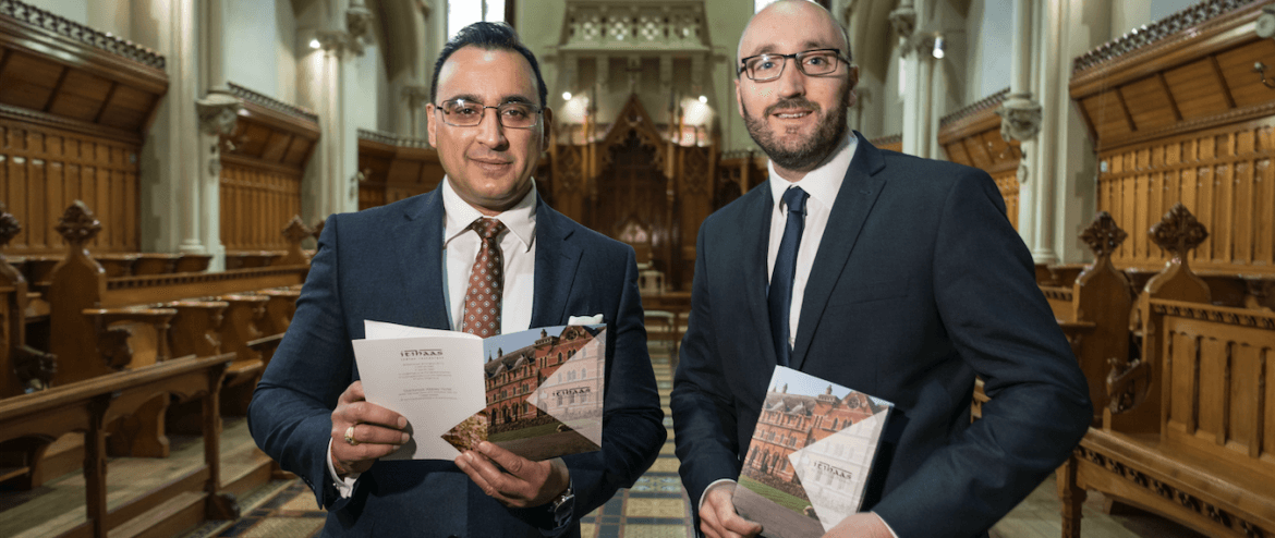 Stanbrook Abbey partners with Itihaas