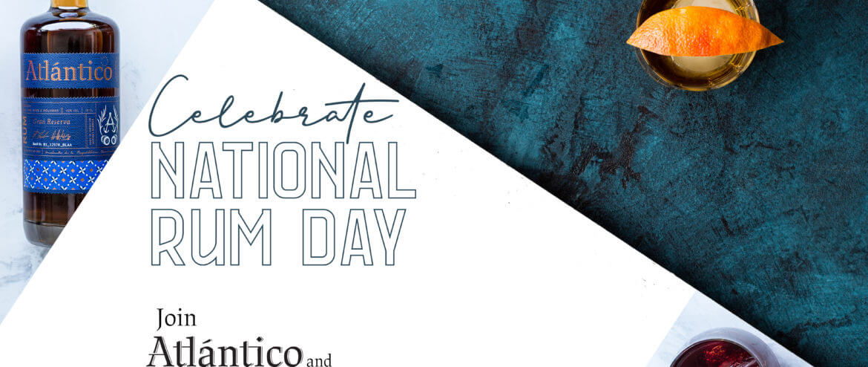 National Rum Day, Atlantico Rum, Malmaison Hotels, Malmaison Birmingham