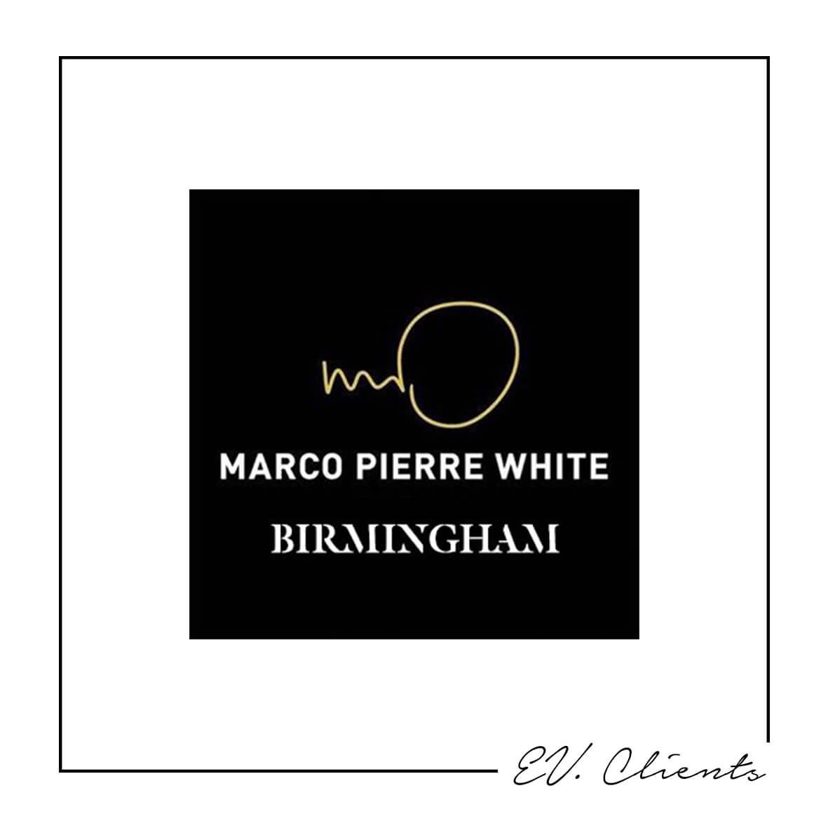 Marco Pierre White Birmingham