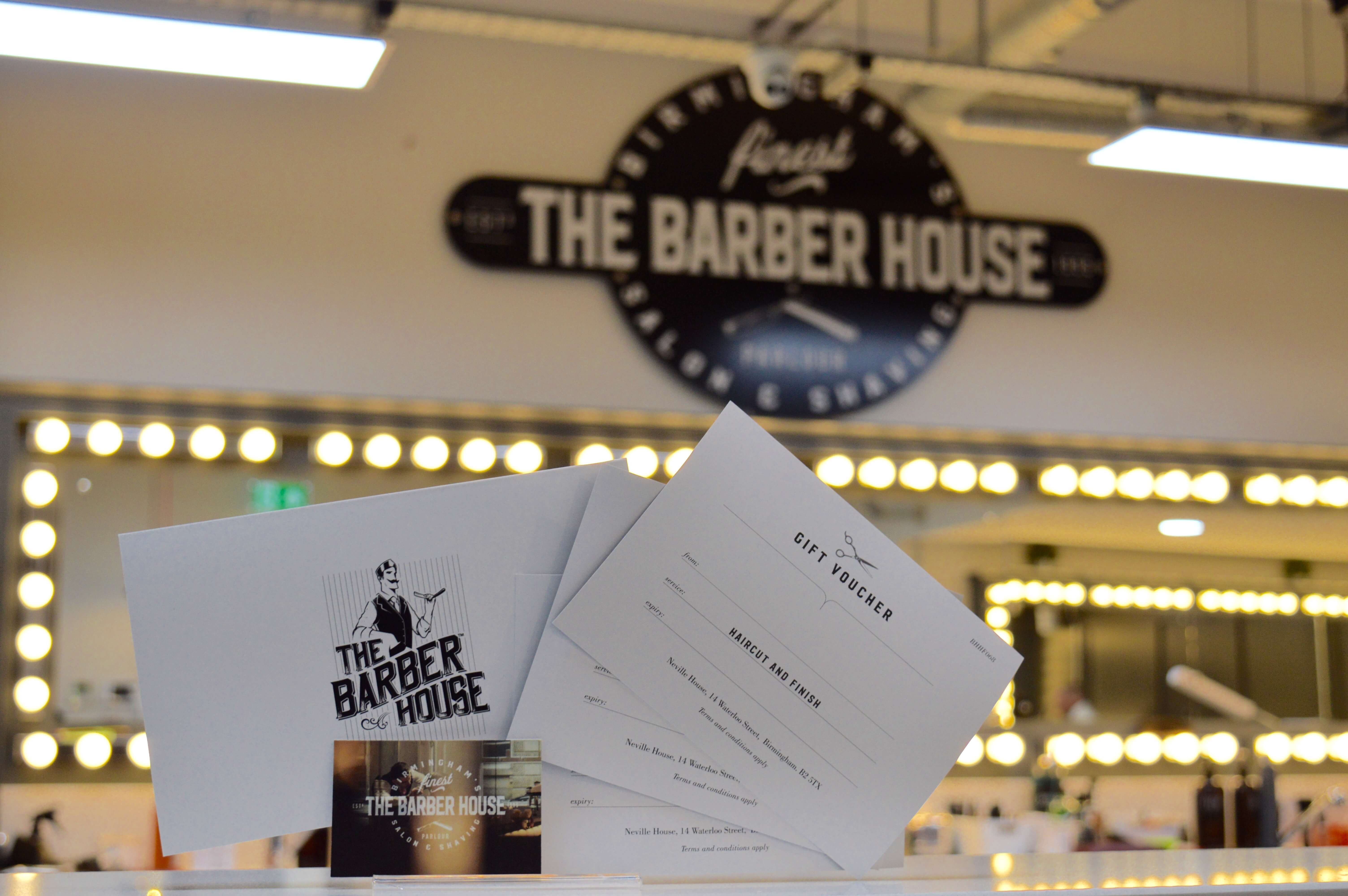 The Barber House, The Barber House Birmingham, Father's Day gifts, Father's Day Birmingham