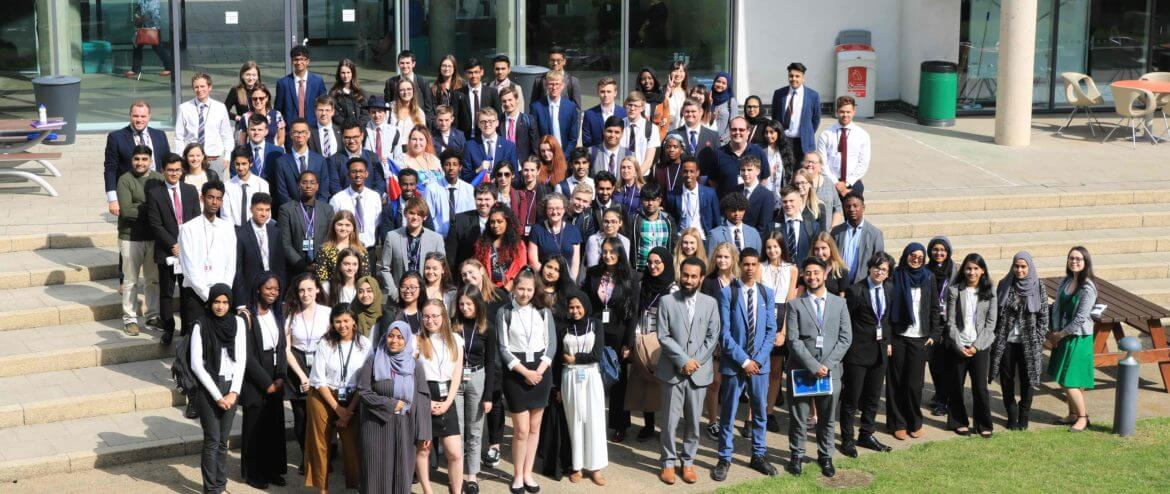 Joseph Chamberlain Sixth Form College, Model United Nations Conference
