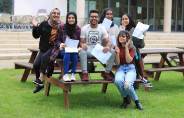 Joseph Chamberlain Sixth Form College, A level results