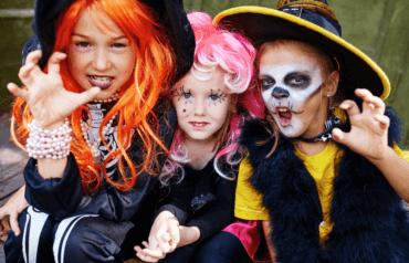 Halloween, Longbridge Town Centre, Colliers