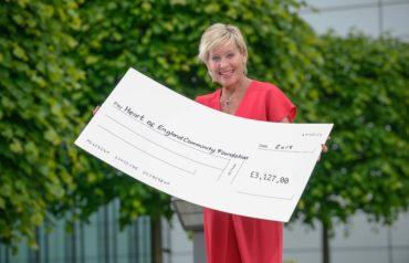 Heart of England Community Foundation, Tina Costello