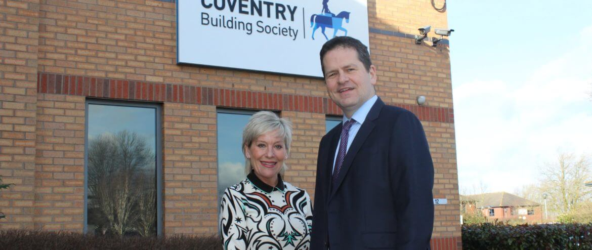 Tina Costello (Chief Executive) and Tom Crane (General Counsel and Secretary)