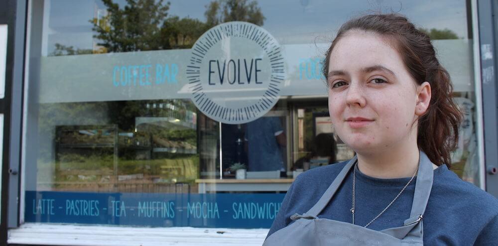 Evolve Delivers - Coffee to your door Birmingham