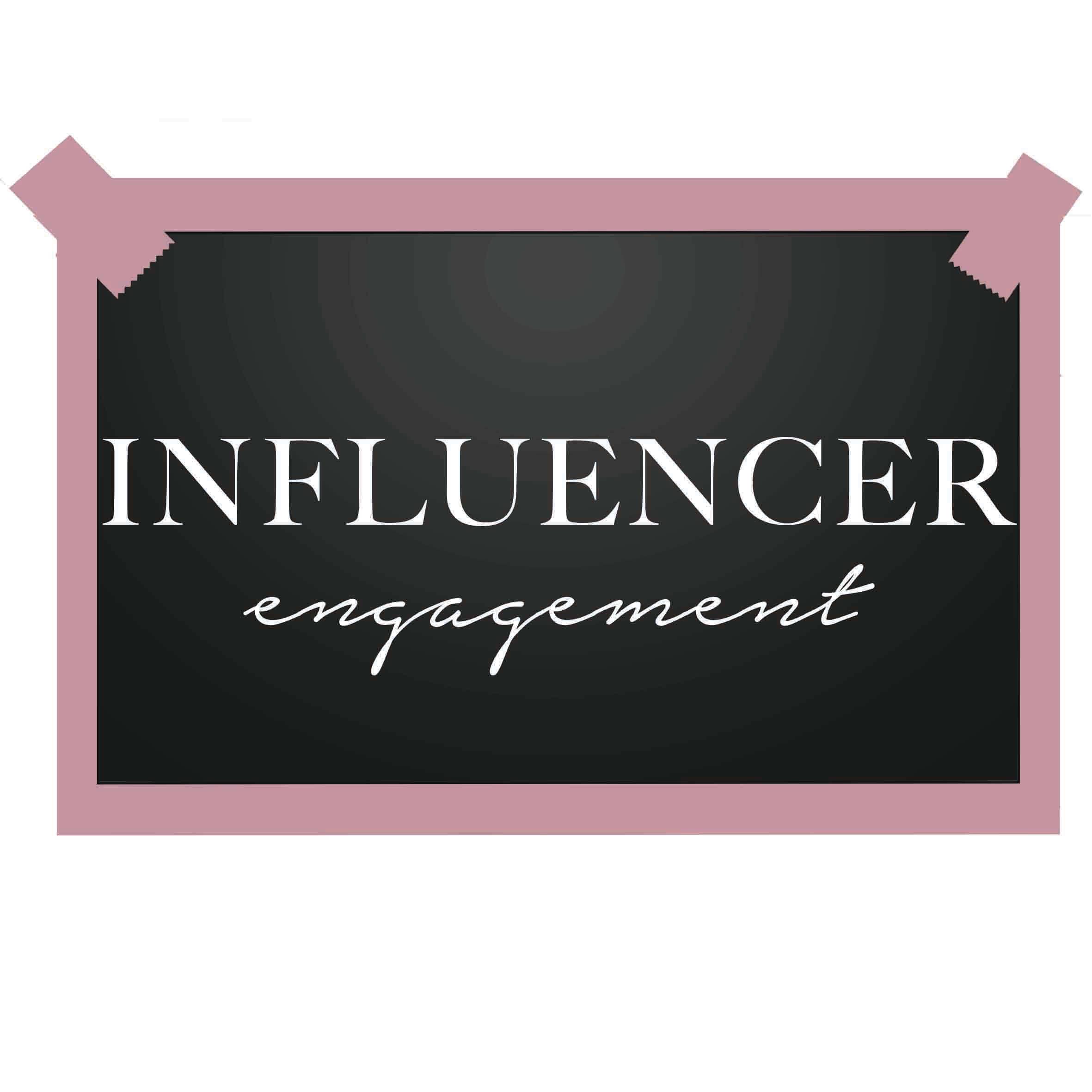Influencer marketing, influencer PR
