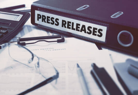 Press release template, How to write a press release, Guide to writing a press release