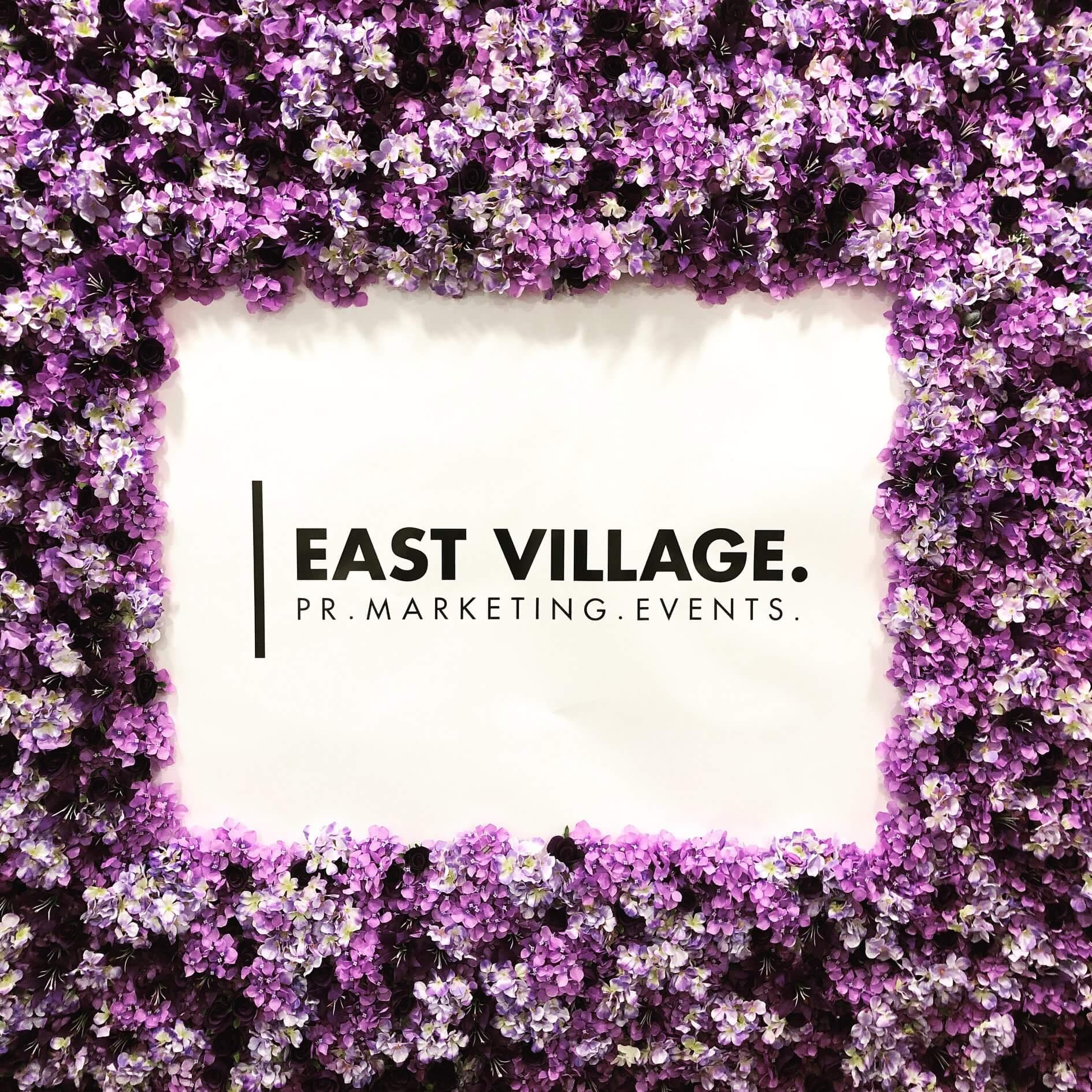 EAST VILLAGE PR office