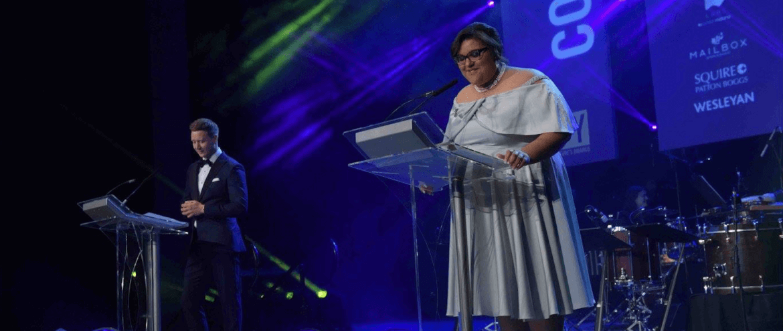 Tara Tomes, BYPY Awards