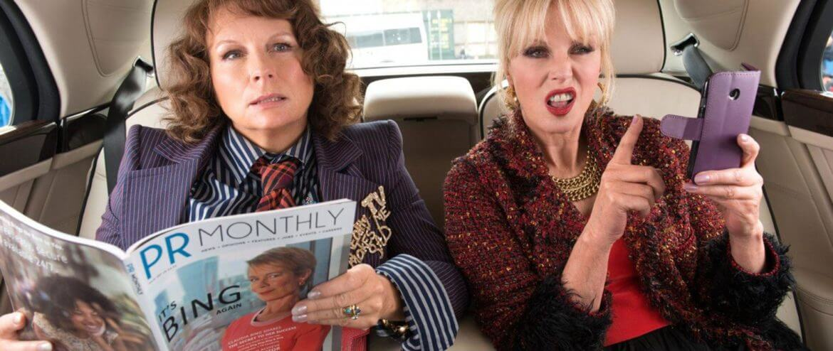 Ab Fab, What is PR, PR tips