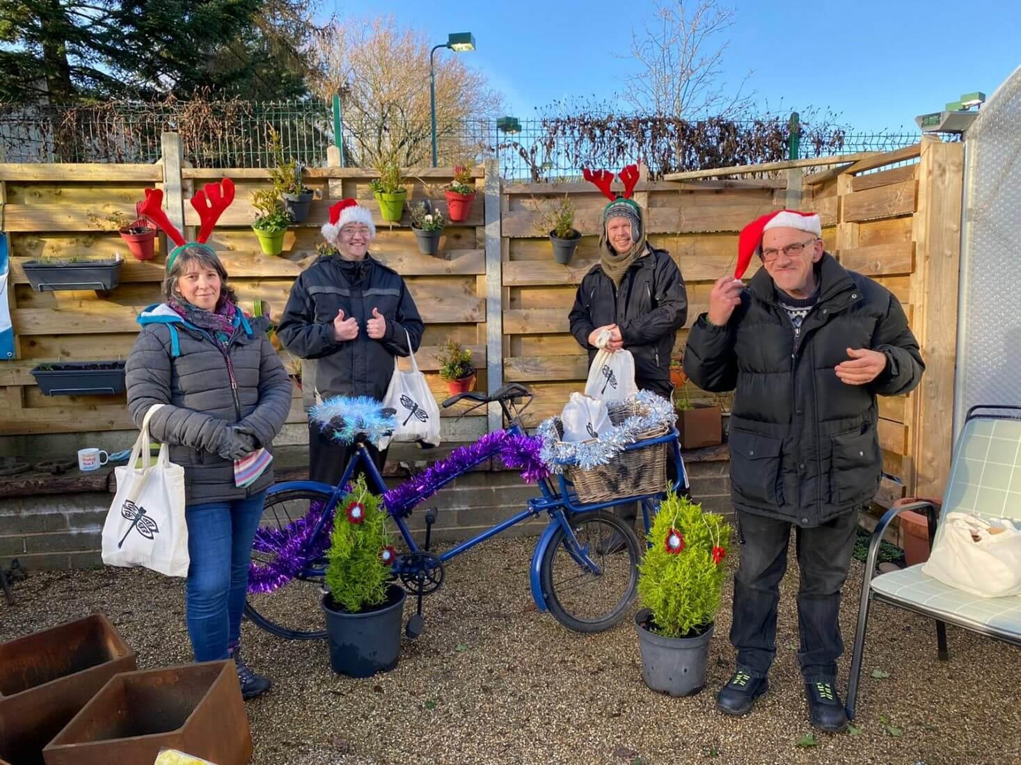Heart of England Community Foudnation - Martineau Gardens