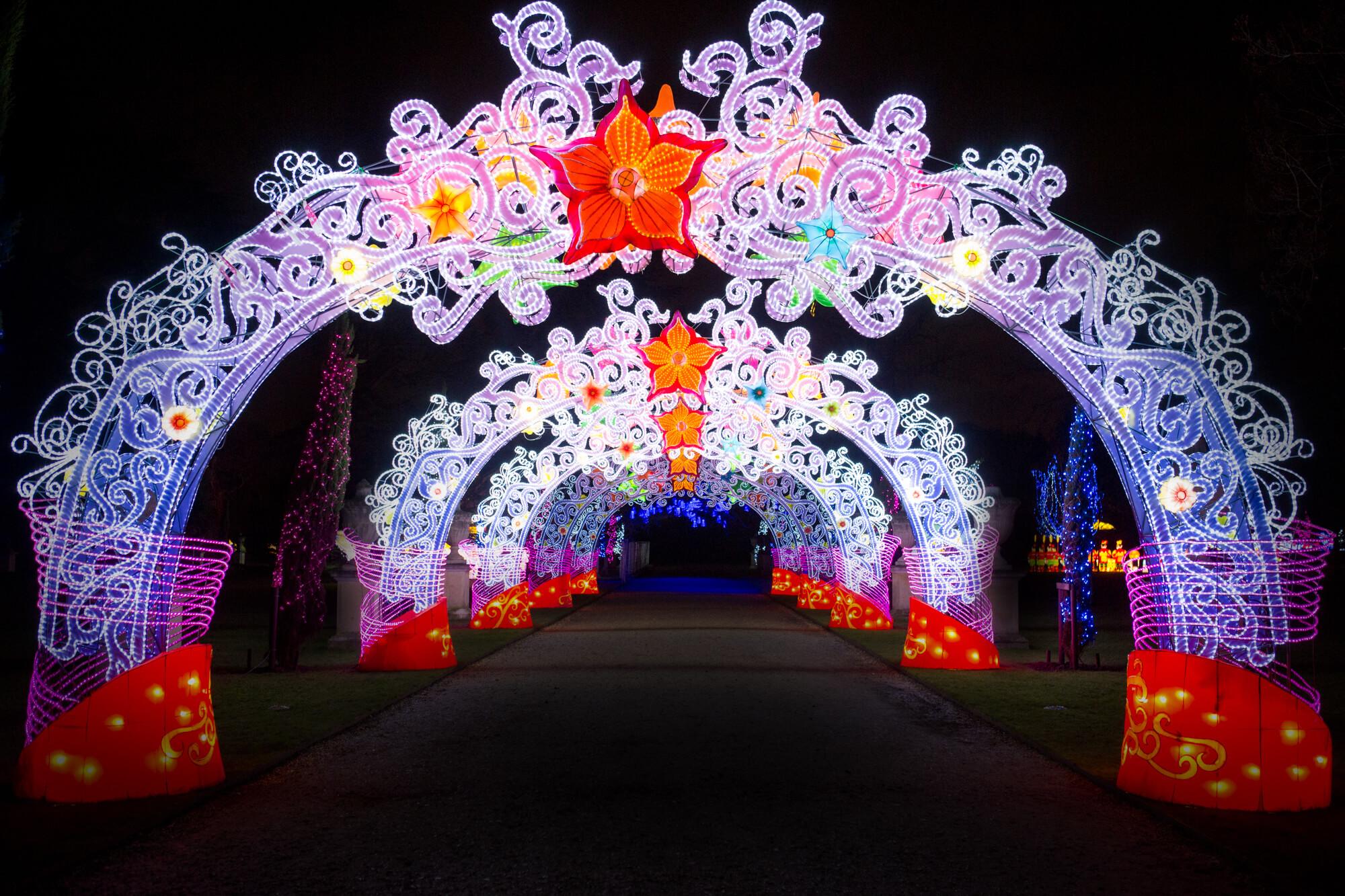 Event PR, Magical Lantern Festival
