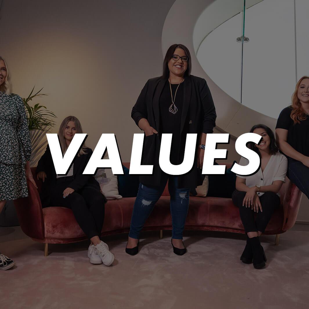 EVPR Values
