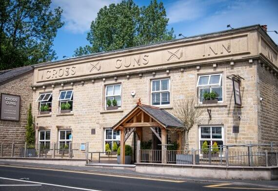 The Cross Guns Inn
