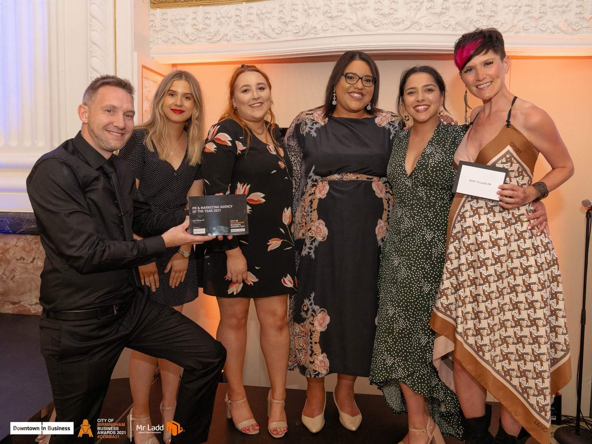 City of Birmingham Business Awards